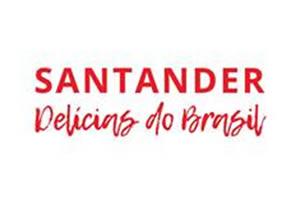 Santander Delicias do Brasil